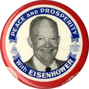 Peace and Prosperity with Eisenhower