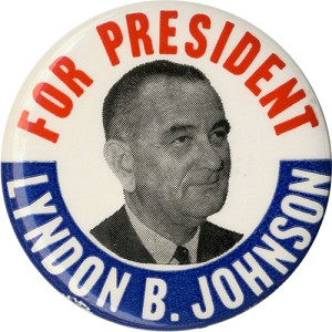 For President Lyndon B. Johnson