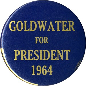Goldwater for President 1964