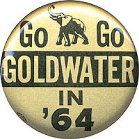Go Go GOLDWATER in '64