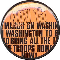 NOV 15 March on Washington