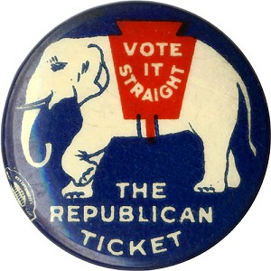 Vote It Straight / The Republican Ticket (1924)