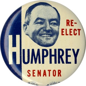Re-Elect Humphrey Senator