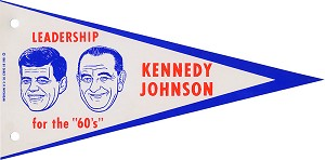 Kennedy Johnson Leadership for the