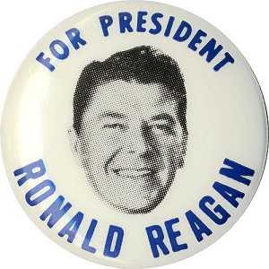 For President Ronald Reagan