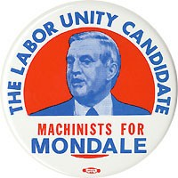 The Labor Unity Candidate