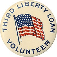 Third Liberty Loan Volunteer