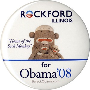 Rockford Illinois for Obama '08