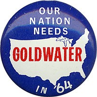 Our Nation Needs Goldwater in '64