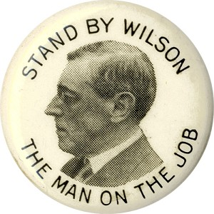 Stand By Wilson - The Man on the Job