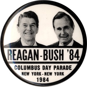 Reagan-Bush '84 Columbus Day Parade