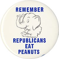 Remember Republicans Eat Peanuts