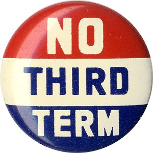 No Third Term
