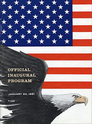 Official Inaugural Program / January 20, 1961