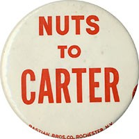 Nuts to Carter