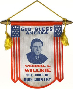Wendell L. Willkie The Hope of Our Country