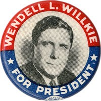 Wendell L. Willkie for President