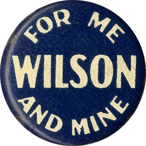 Wilson For Me and Mine